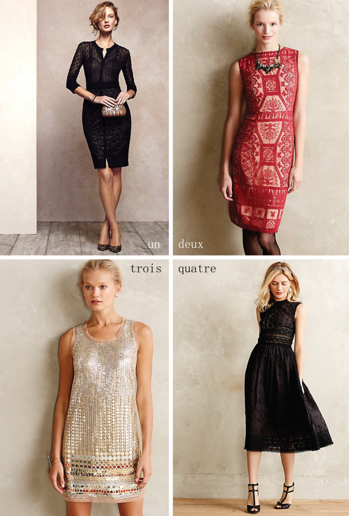 3ccc9c552274 4 Stunning Holiday Dresses from Anthropologie - Francois et Moi