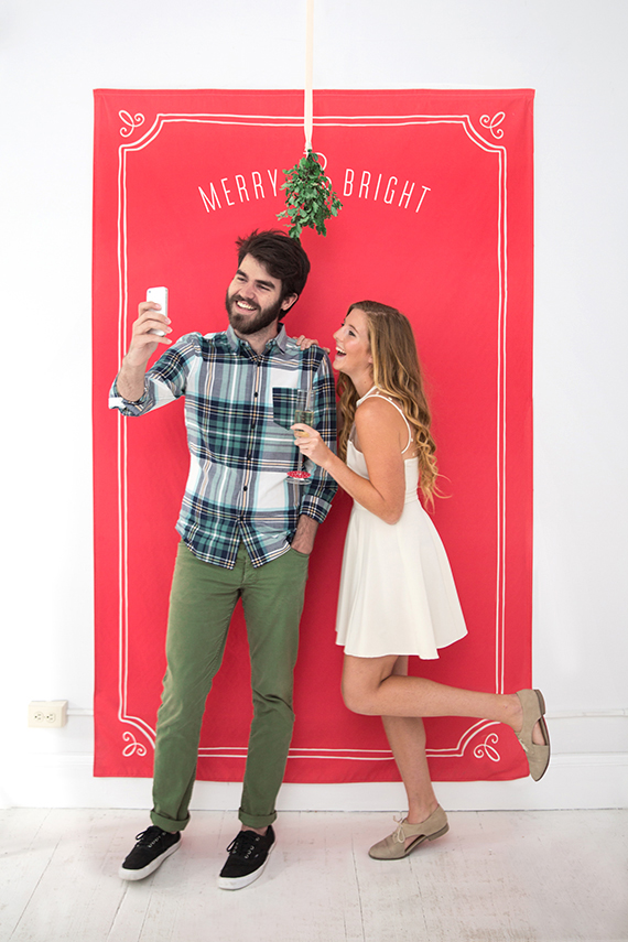 Modern Holiday Party From Minted Francois Et Moi