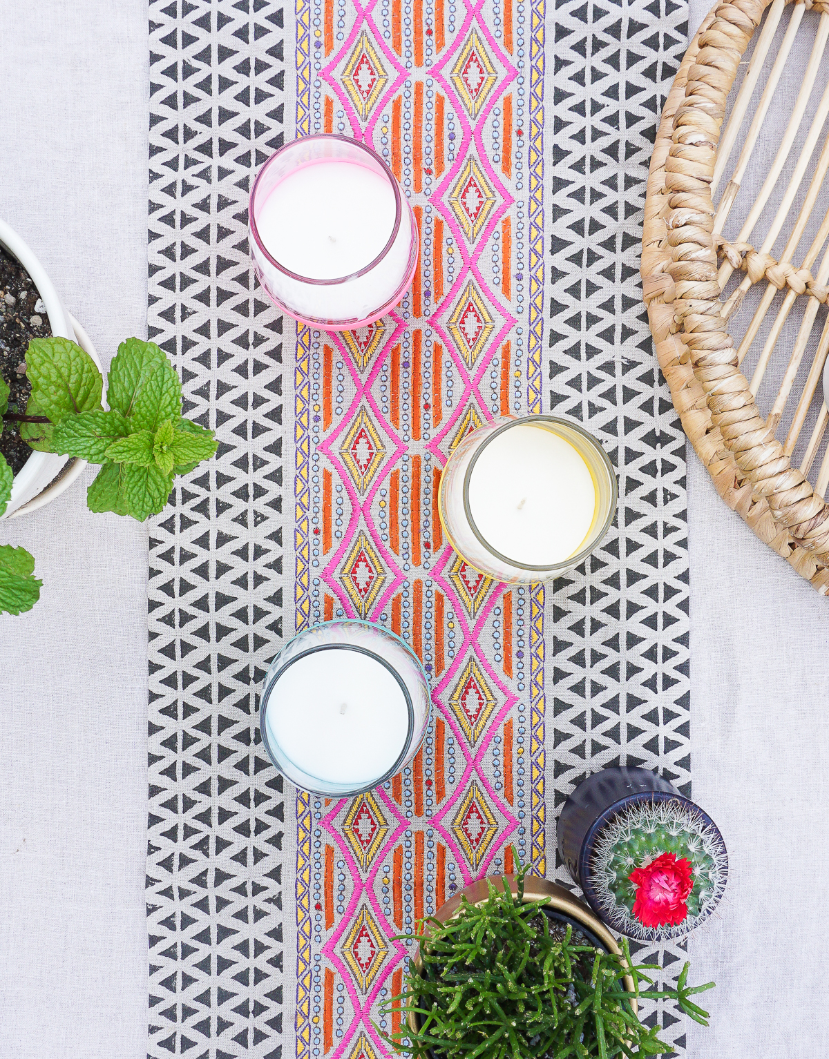 keep the bugs at bay with diy citronella candles francois et moi