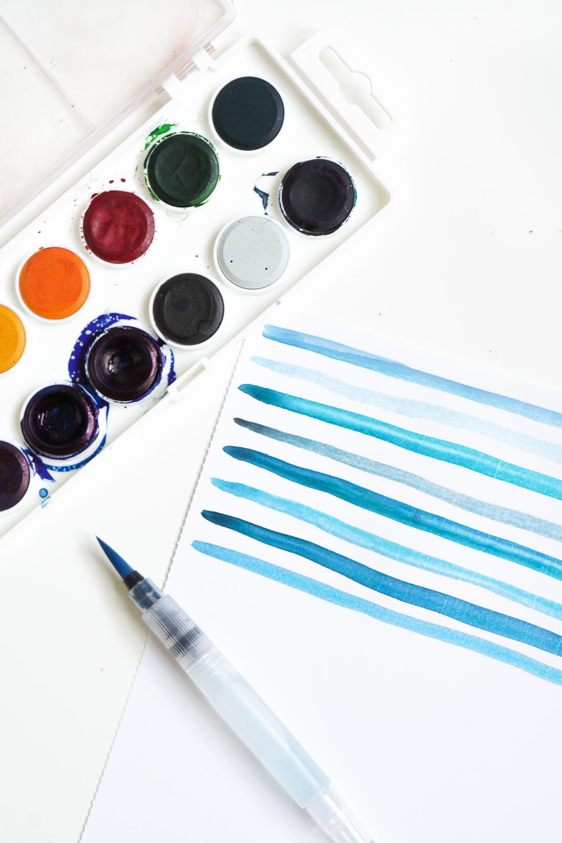 5-Minute Watercolor Phone CaseFrancois et Moi