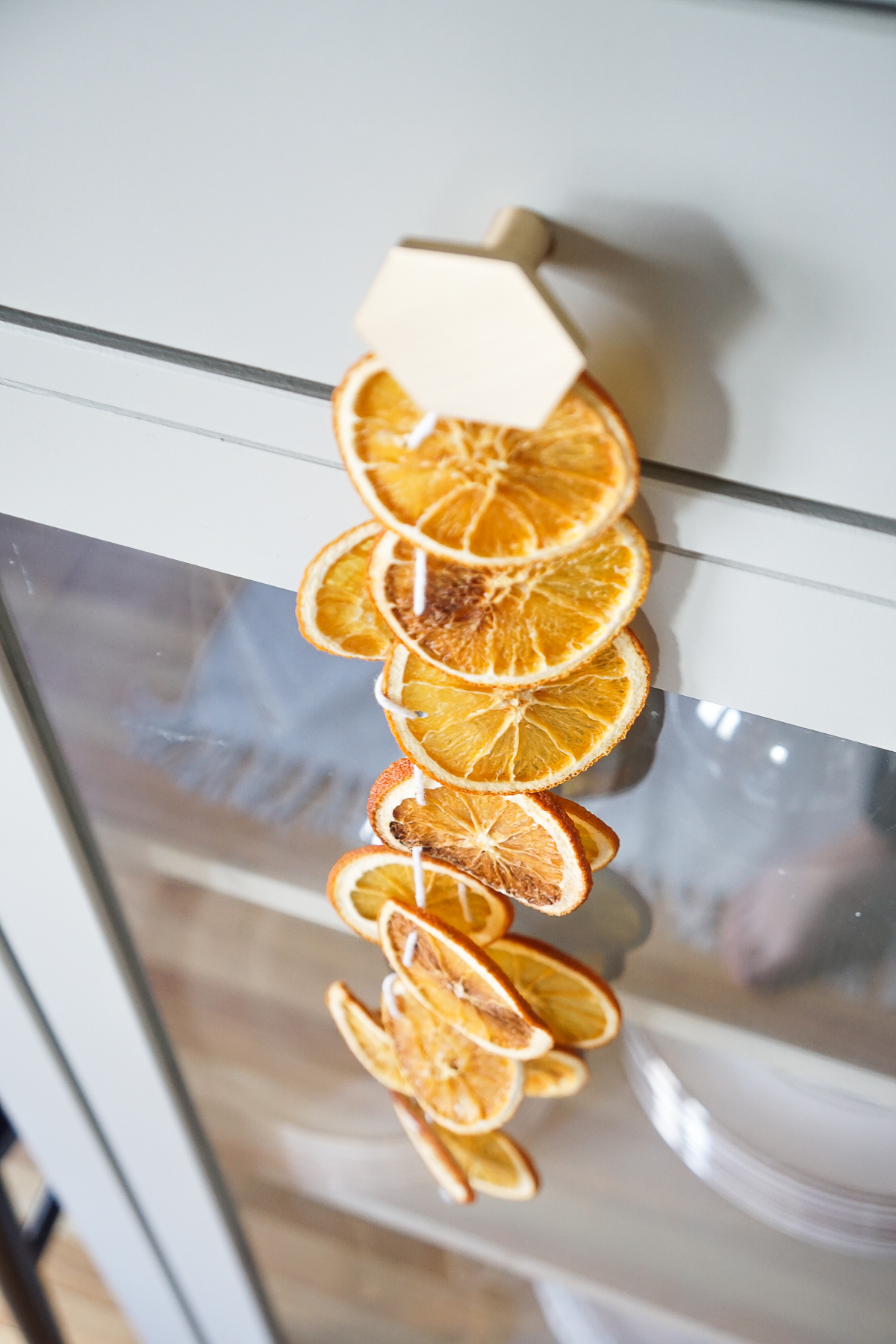 How To Make Dried Orange Garland Francois Et Moi